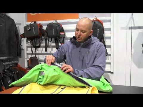 New Simms Acklins Jacket | ICAST 2013