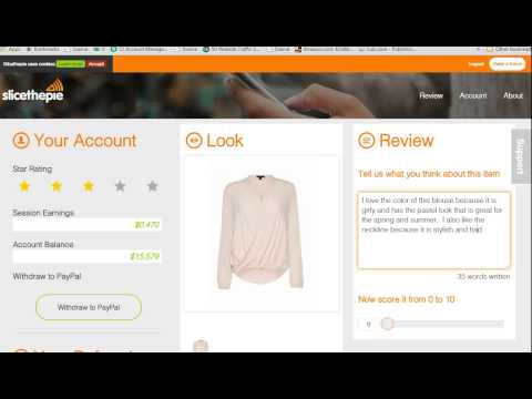 Get Paid to Review Clothes Online