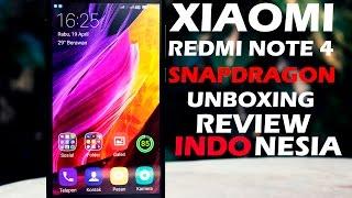 Xiaomi Redmi Note 4 4X / 4  Snapdragon Review Indonesia