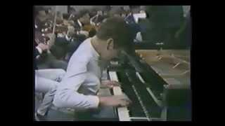 Chopin Piano Concerto No 1-Dimitris Sgouros 1982 [NEW COLOR VERSION]