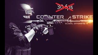 Jak opravit zamknutá FPS na 30 v CSGO po Fall Creators Update
