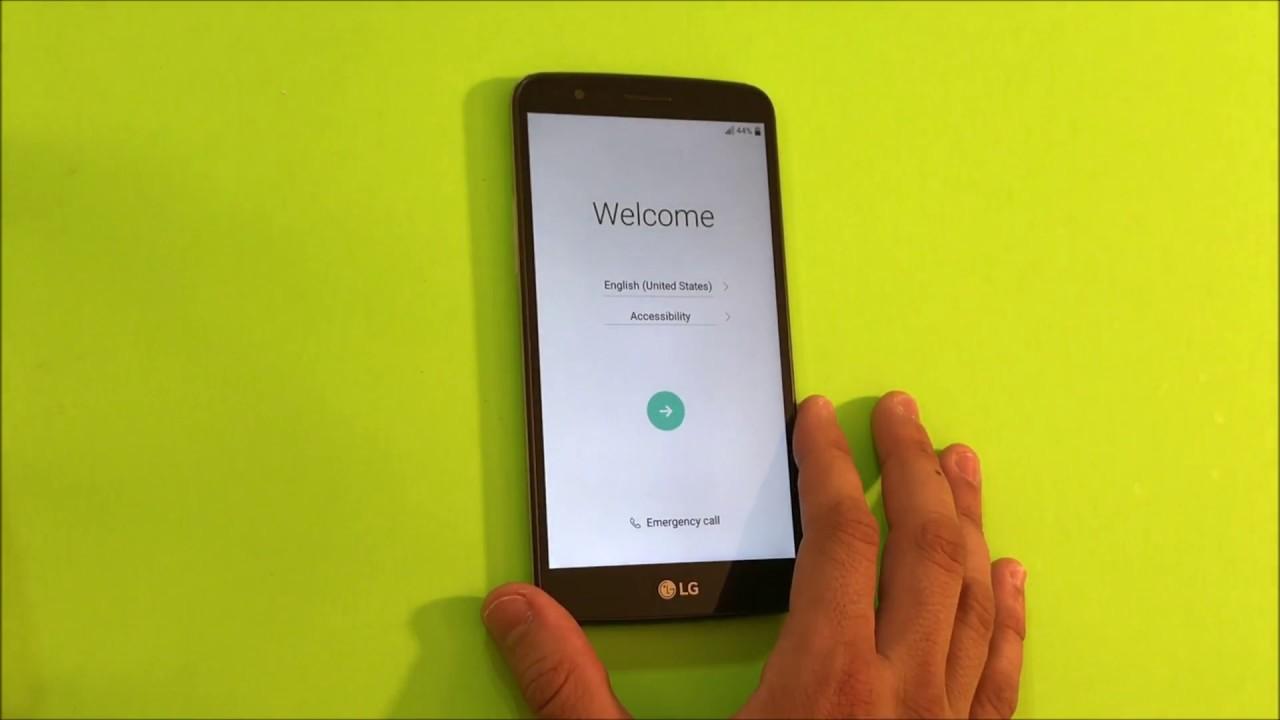 LG G3 Hard reset / (format)
