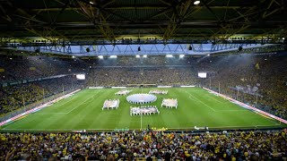 The LARGEST Football Stadiums In GERMANY