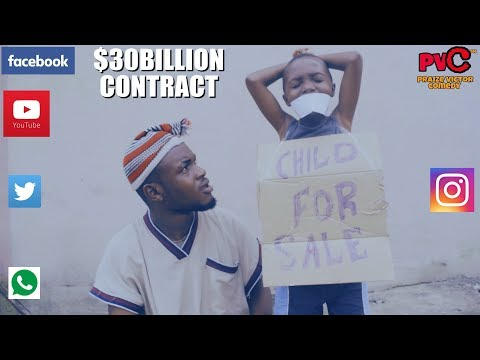 CHILD FOR SELL (PRAIZE VICTOR COMEDY) (Nigerian Comedy)