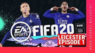 NEW CAREER MODE SERIES!! - FIFA 20 CAREER MODE!! - ChesnoidGaming Mixer Stream Replay