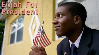 16 year old from florida wants to run for president