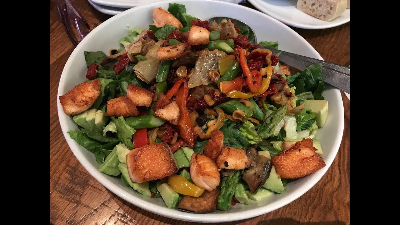 California Pizza Kitchen Roasted Vegetable Salad