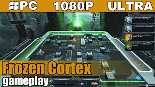 Frozen Cortex gameplay HD [PC - 1080p] -Turn-Based Tactical Game