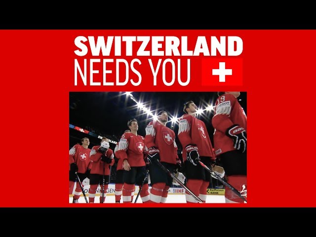 Team Presentation: Switzerland | #IIHFWorlds 2019
