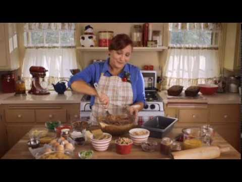 CT Lottery Holiday Commercial: Aunt Sheila's Fruitcake