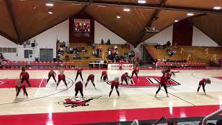 Basketball Halftime 12/5/18 - Synergy Dickinson Dance Team