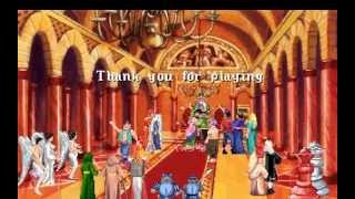 King's Quest 6 (1992) Best Ending