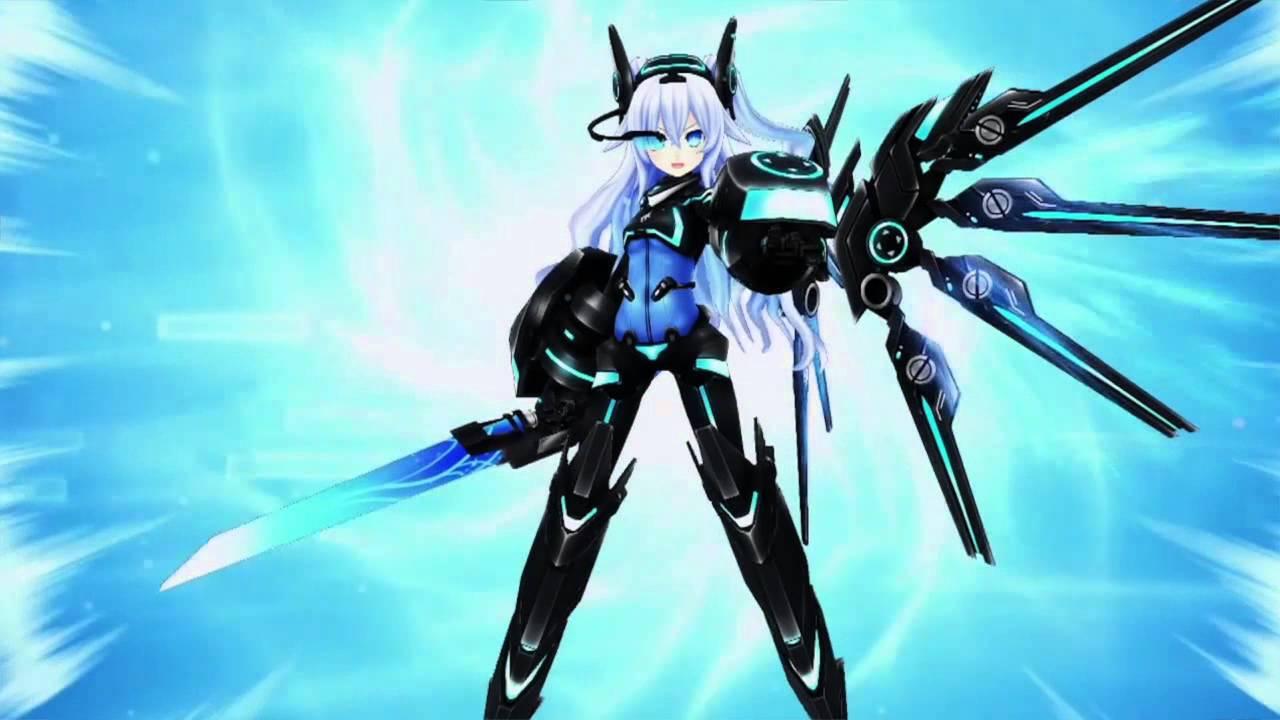 Megadimension Neptunia VII (PS4) - Next Form Awakening - YouTube