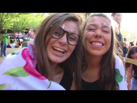 GMU Gamma Phi Beta  Fall Bid Day 2017