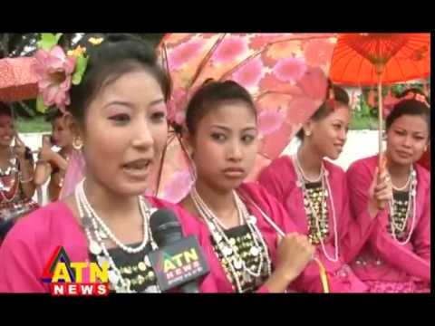 WORLD INDIGENOUS DAY in Bangladesh 2012 story by sushanta sinha.flv