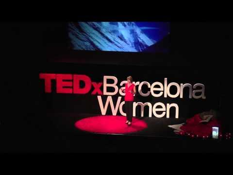 Climbing as a metaphor of life: Araceli Segarra at TEDxBarcelonaWomen