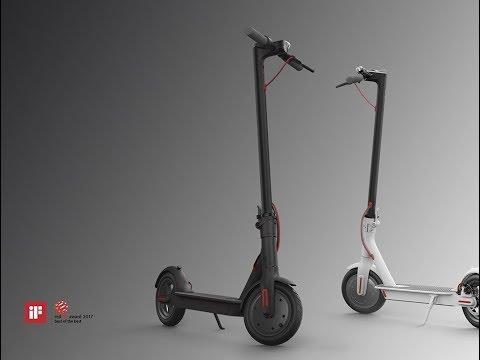 Электросамокат Xiaomi Mi Electric Scooter M365