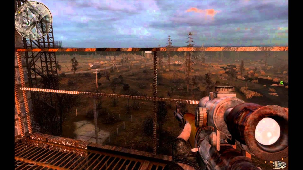 stalker call of pripyat how to download misery