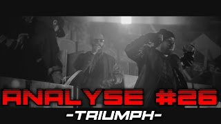 Kool Savas -Triumph ►Rapanalyse #26◄ feat. Sido, Azad & Adesse (REVIEW by BA Bangah)