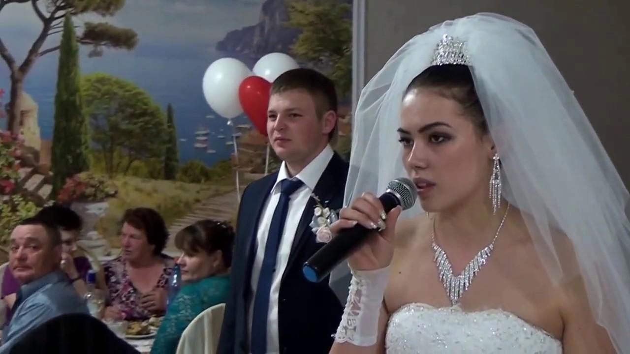 Слова благодарности на свадьбе сестре
