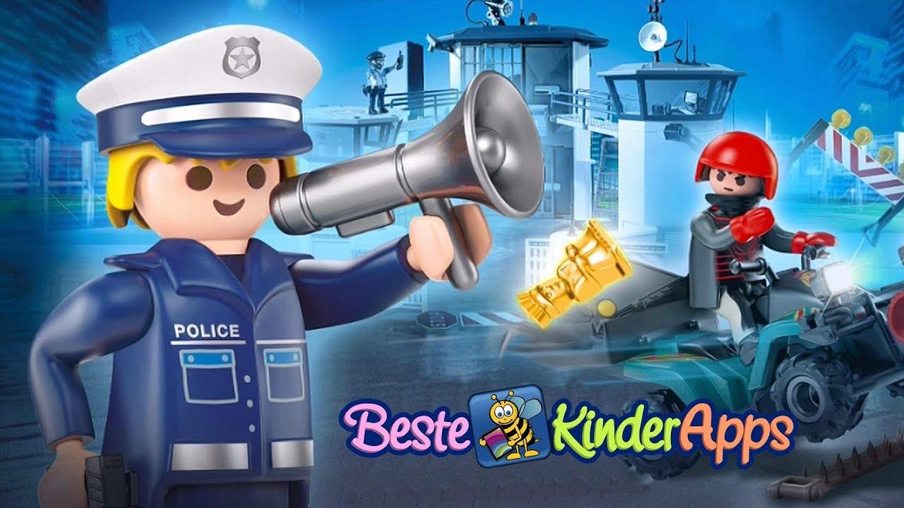 Polizei Kinderspiele