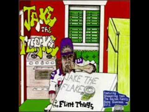 Jake The Flake - Them Niggaz Lucky