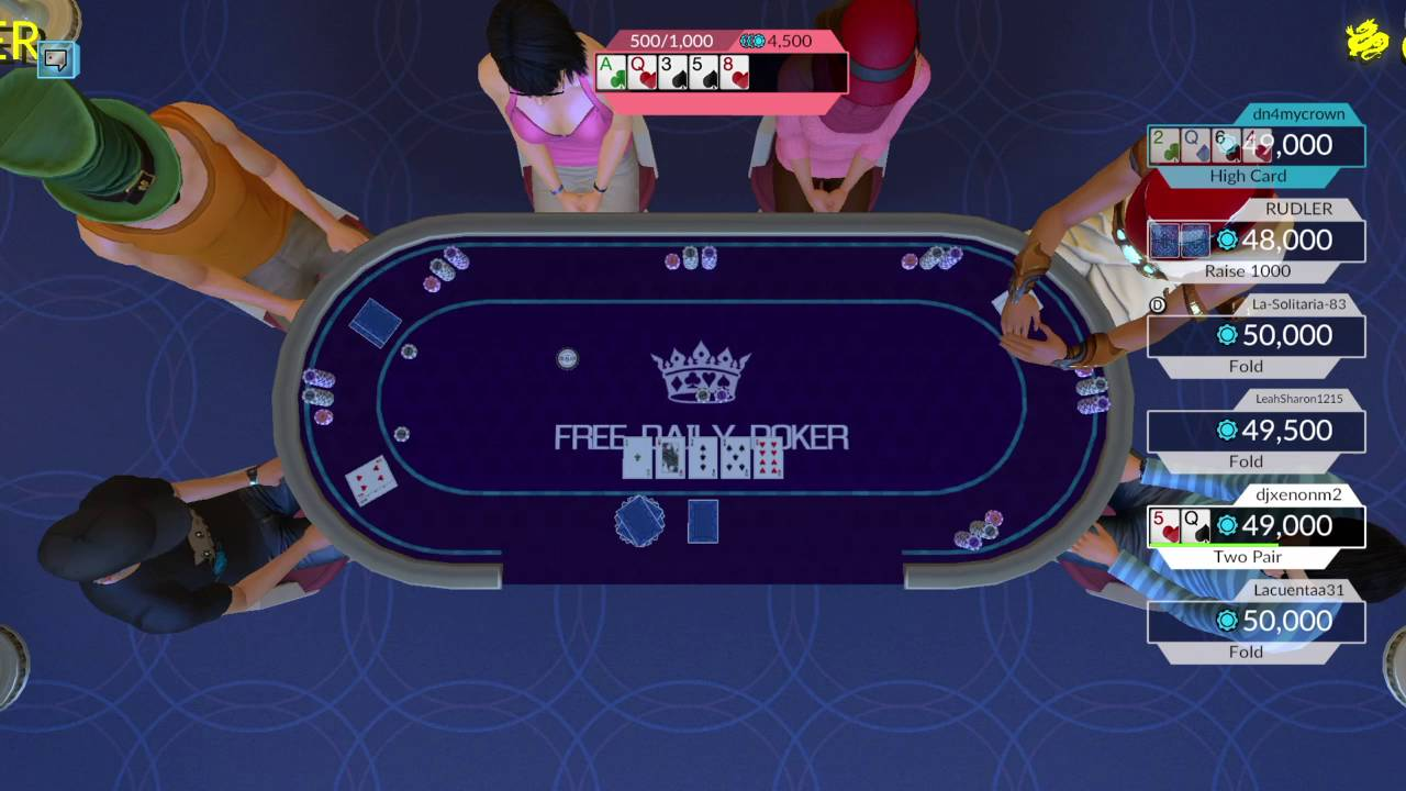 Kings and queens poker club raid poker astuce en ligne