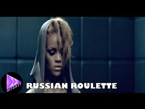 Rihanna : Russian Roulette [Arabic Subtitles] مترجم عربي