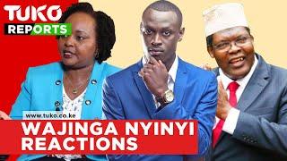 Kenyans react to Wajinga Nyinyi by King Kaka calls out Bahati for supporting Jubilee Tuko TV