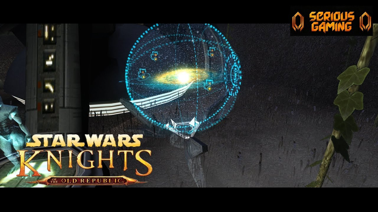 Kotor Kashyyyk Star Map Last.Star Wars Knights Of The Old Republic Let S Play Part 29