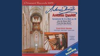 """Sinfonie No. 9 in E Minor, Op. 95, B. 178 """"Aus der Neuen Welt"""": I. Adagio - Allegro molto (Live..."""