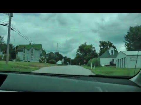 driving through Labadie, Missouri