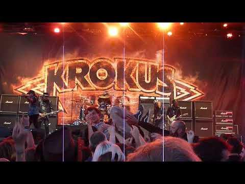 KROKUS Easy Rocker [Live 2017 Alcatraz]