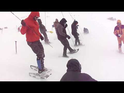 Avalanche Safety Course, Loveland Pass