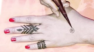 Latest Stylish Mehndi Design for Backhands | Mehndi Arts 2019