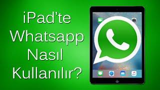 iPad'te Whatsapp Nasıl Kullanılır? [Jailbreaksiz]