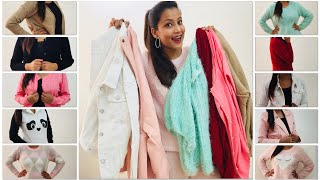 CLUB FACTORY WINTER collection TRY ON HAUL 😍 | AMAZING QUALITY 👌 | coupon code 3629816 |