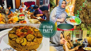 IFTHAR PARTY at home/Recipes of Macroni salad/Kalmas/Bread snack /Taste Tours by Shabna Hasker