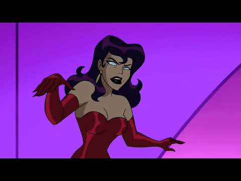 Batman and Zatanna vs. Circe