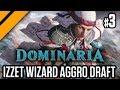 MTG Arena Dominaria Drafts - Izzet Wizard Aggro - P3 (sponsored)