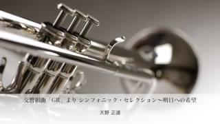 全日本吹奏楽コンクール 一般部門 金賞 交響組曲「GR」よりシンフォニッ...