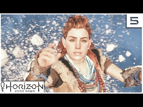 Horizon Zero Dawn - Ep 5 - THE PROVING - Let's Play Horizon Zero Dawn Gameplay PS4 Pro