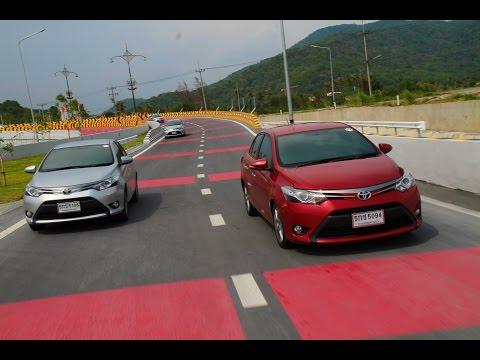 Test Drive : Toyota Vios 2016