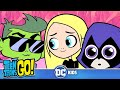 Teen Titans Go! | Love Triangle! | DC Kids