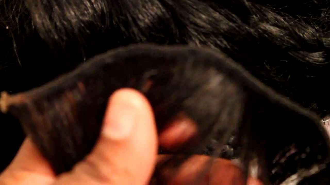 Sew In 101 Easy Way To Properly Sew In Weaveextensions Yourself