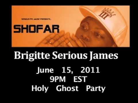 Brigitte Serious James Joshua's House for Christian Artists June 15, 2011 H 264 800Kbps Streaming