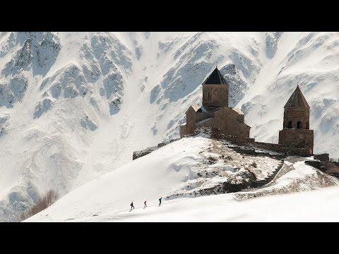 Gruzja: Tibilisi, Kutaisi, Kazbegi, Kaukaz, Sameba Church