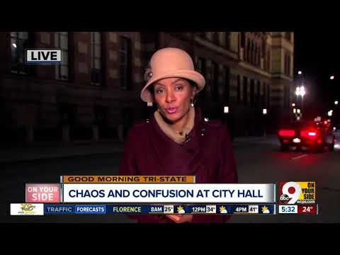 Cincinnati City Manager Harry Black denies Mayor Cranley's report he'd agreed to resign