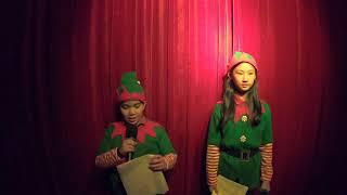 "Nanchang International School Christmas Music Show ""How Rudolph lost his Christmas spirit"" 2019"