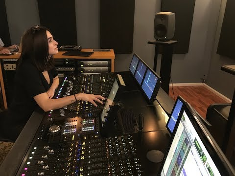 a Week In An Audio Engineering Student's Life (SAE Dubai)